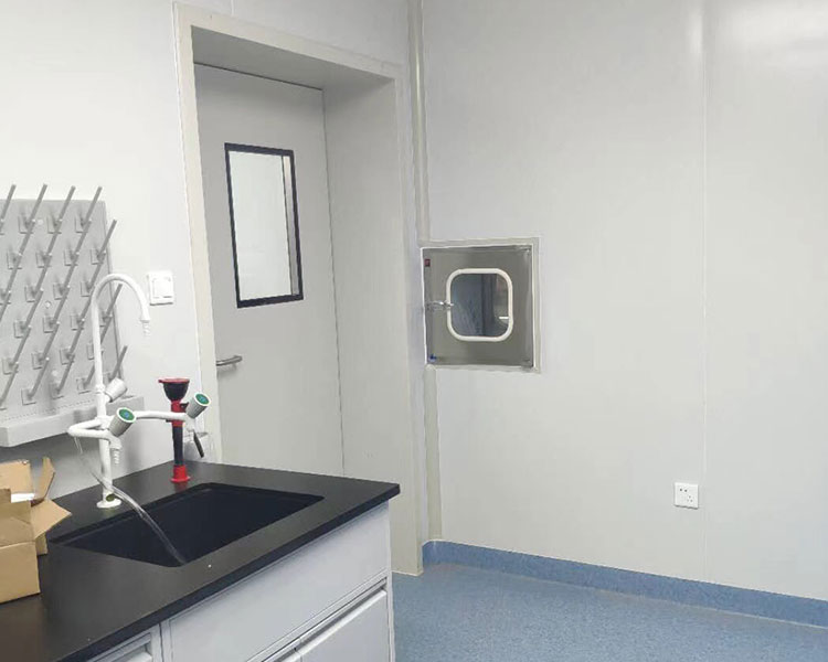 晋城疾控中心PCR伟德bet体育在线装修完毕